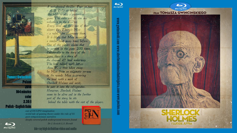 Sherlock Holmes i ludzie jutra - Tomasz Gwincinski